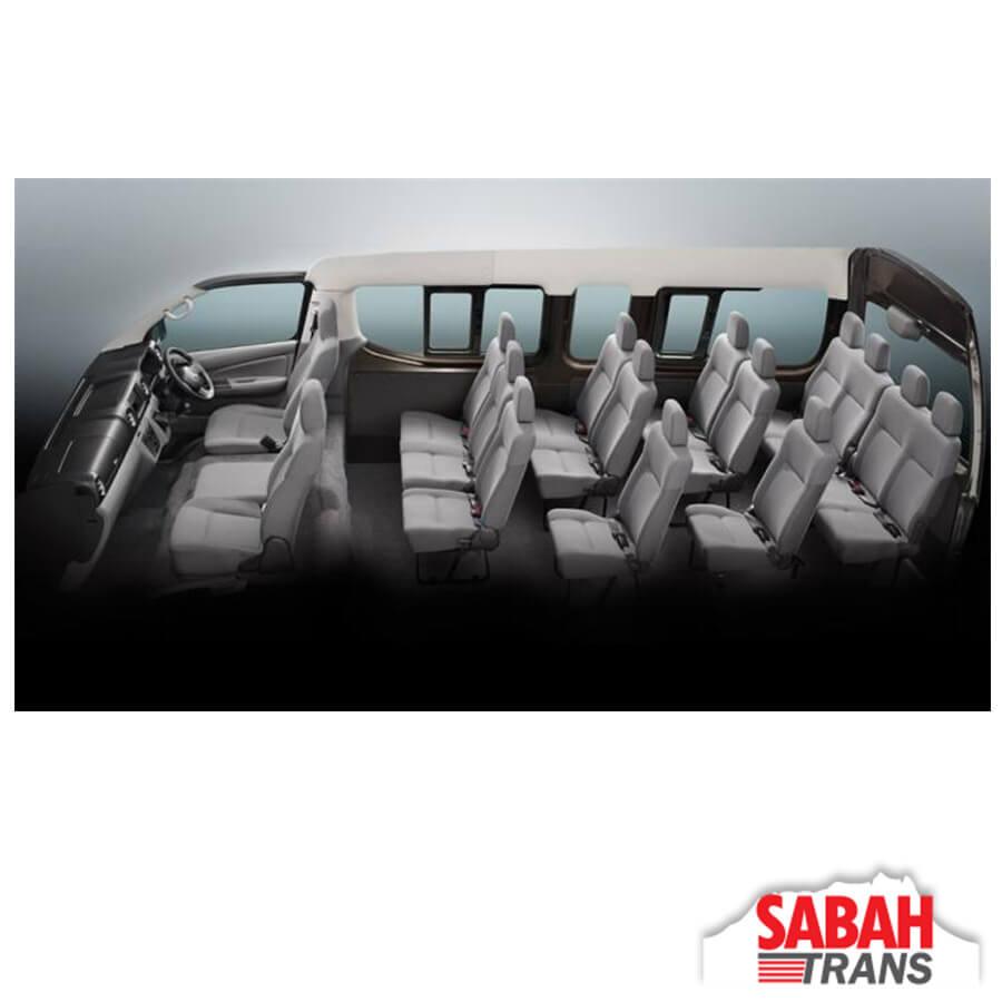 King Bah S Car