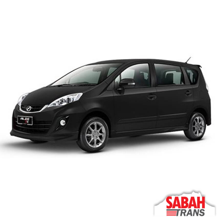 Car Rental: Perodua Alza Automatic