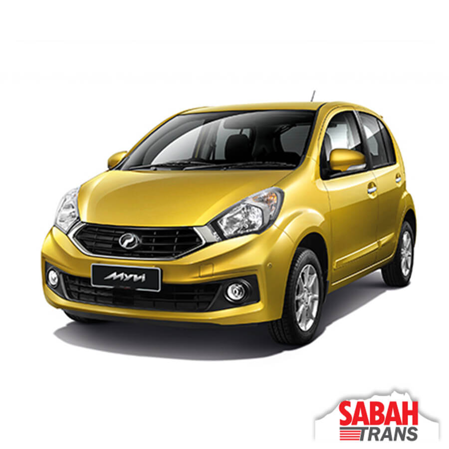 Car Rental: Perodua Myvi Automatic
