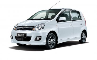 Car Rental: Perodua Viva Automatic