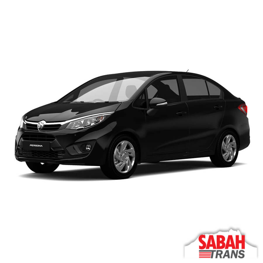 Car Rental: Proton Persona Automatic