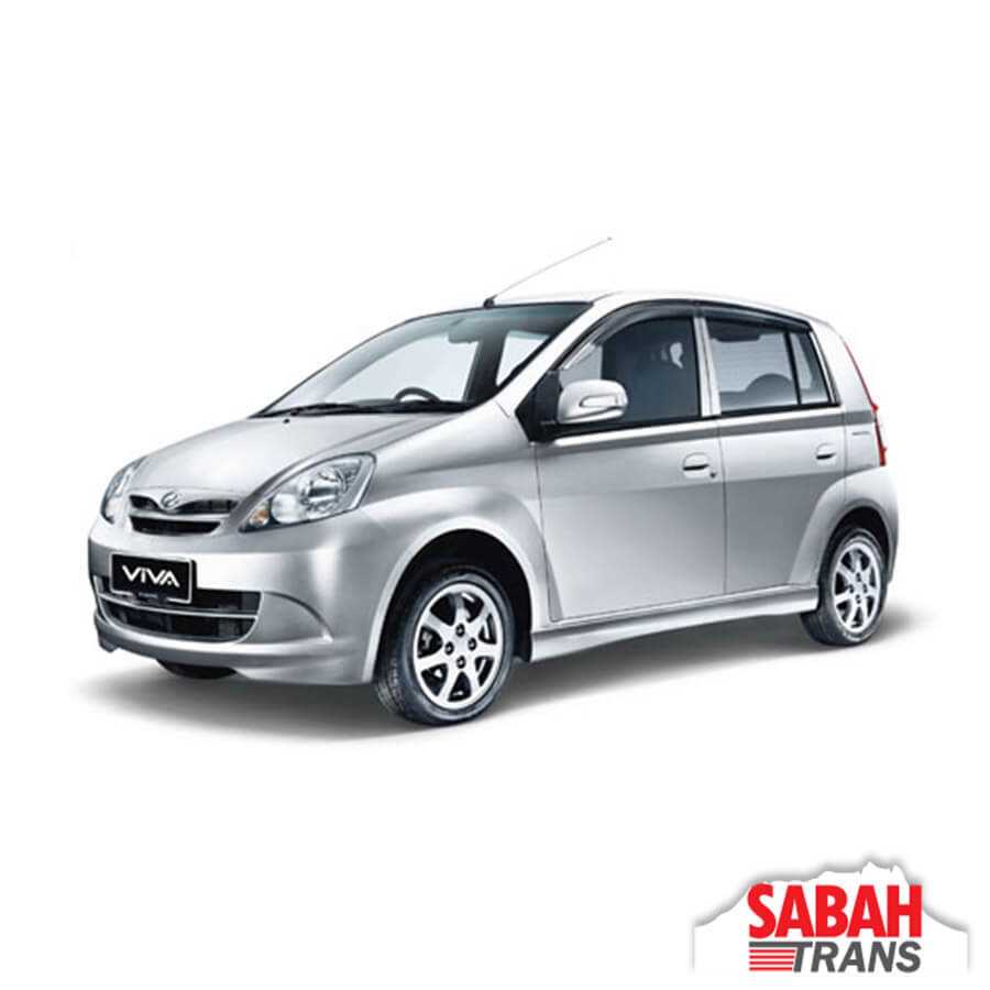 Car Rental: Perodua Viva Manual