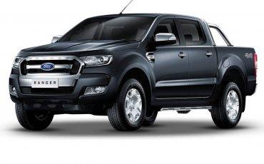 4WD Rental: Ford Ranger Manual