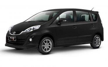 Car Rental: Perodua Alza Automatic