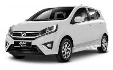 Car Rental: Perodua Axia Automatic
