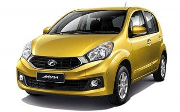 Car Rental: Perodua Myvi Automatic