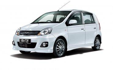 Car Rental: Perodua Viva Automatic