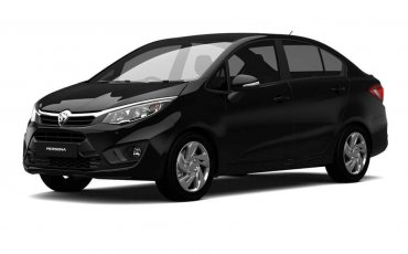 Car Rental: Proton Persona Automatic