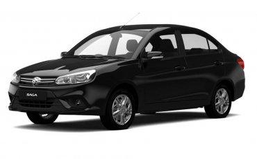 Car Rental: Proton Saga Automatic